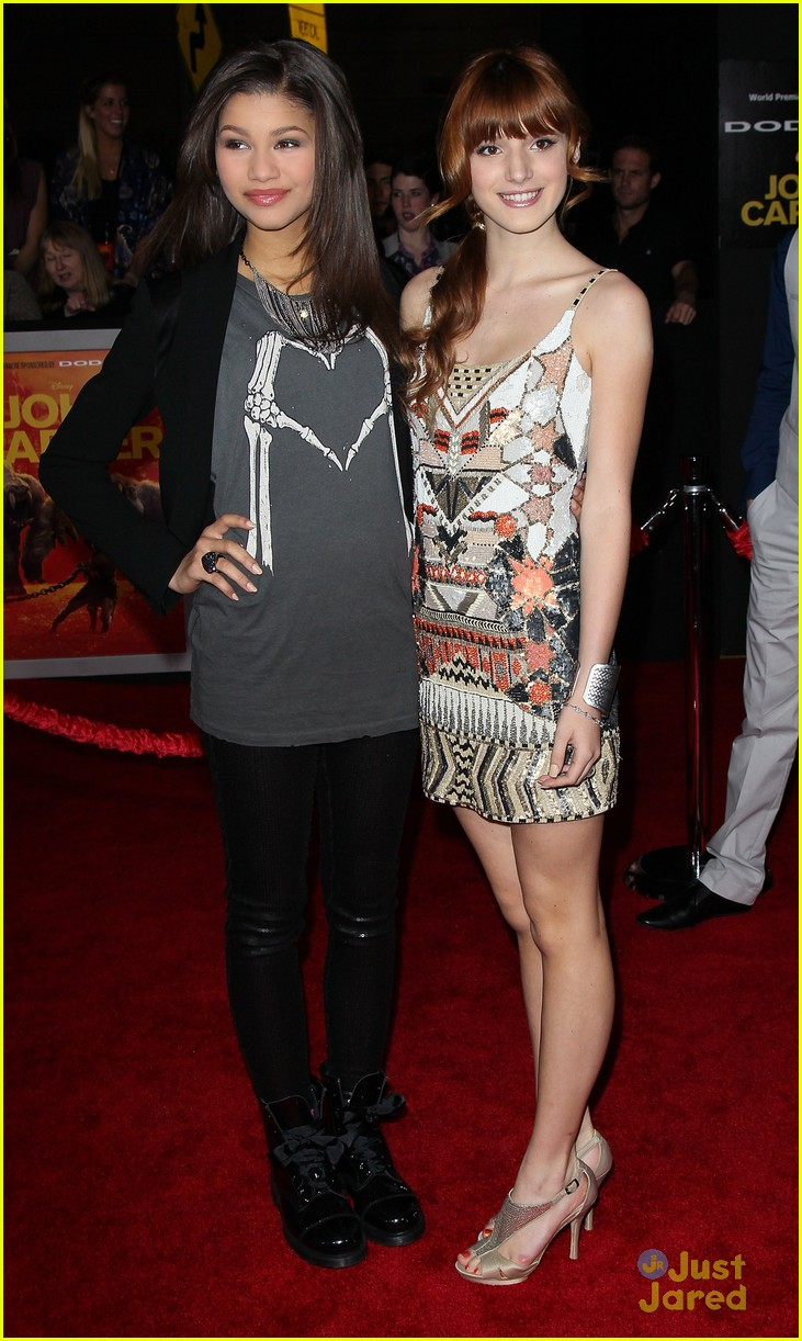 bella thorne zendaya john carter 09