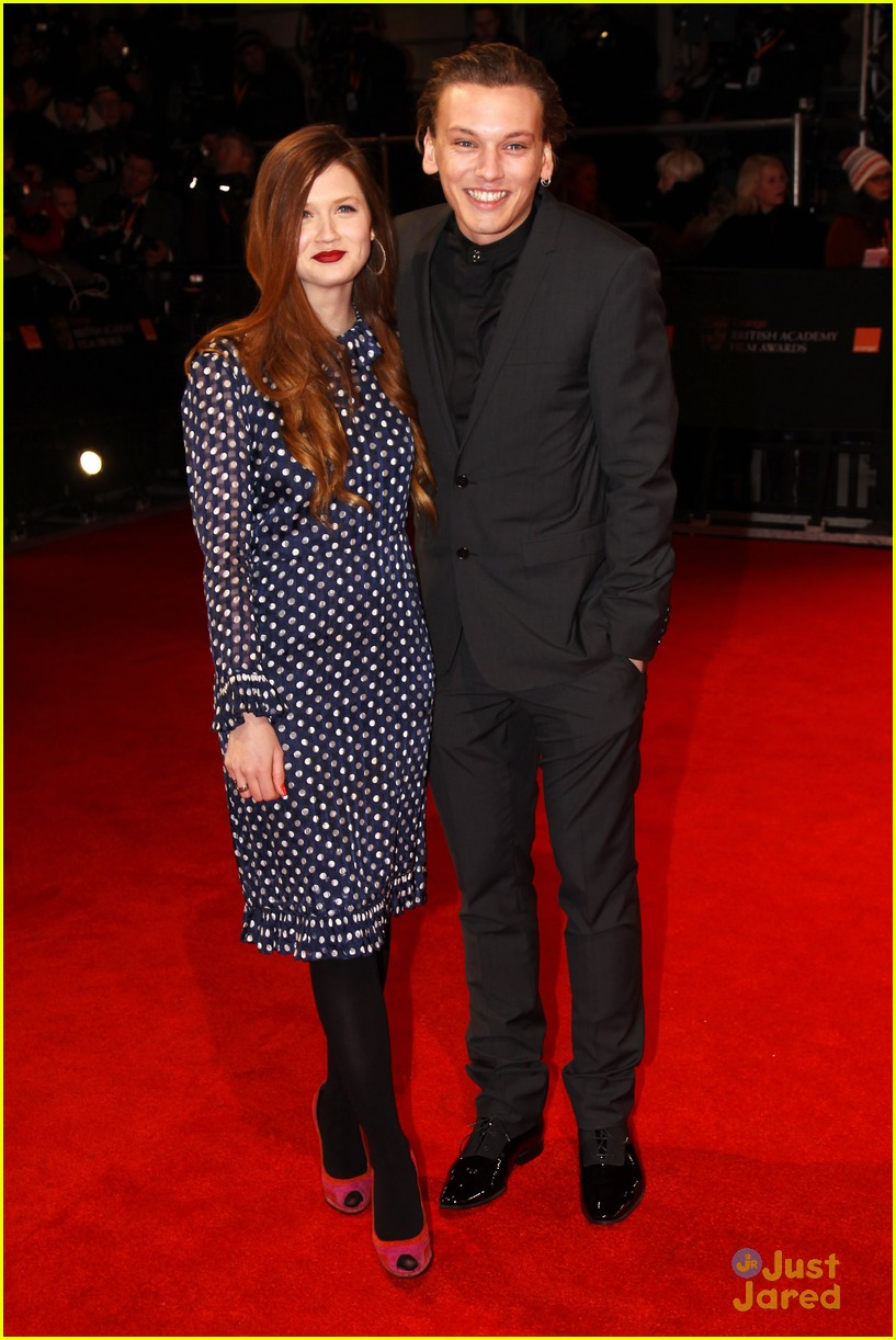 bonnie wright jamie bower baftas 03