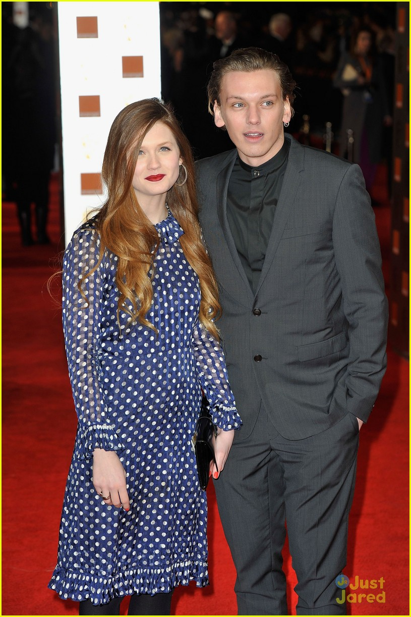 bonnie wright jamie bower baftas 12