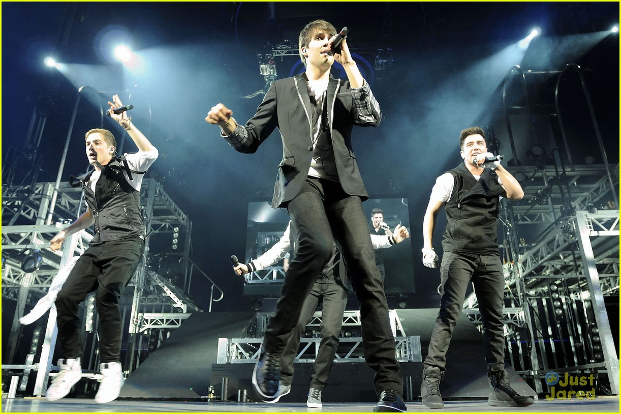 big time rush summer tour 13