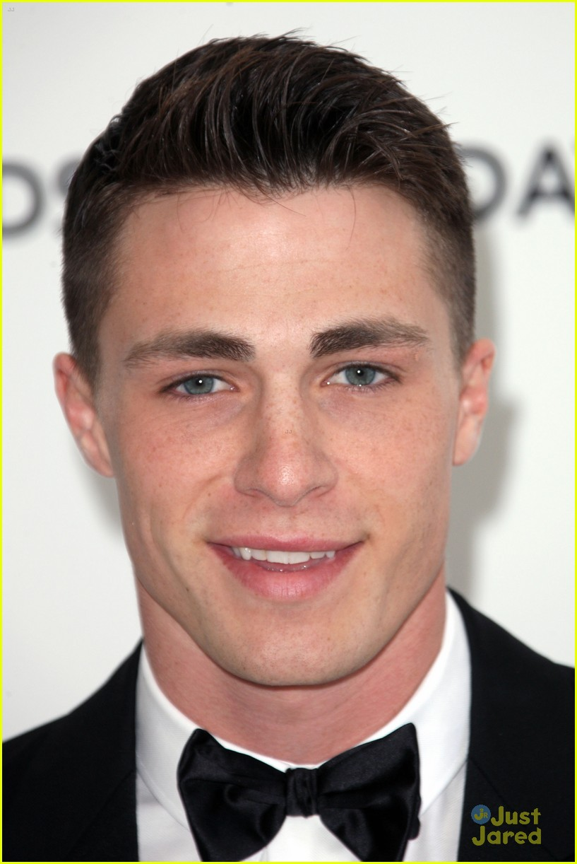 colton haynes ejaf party 01