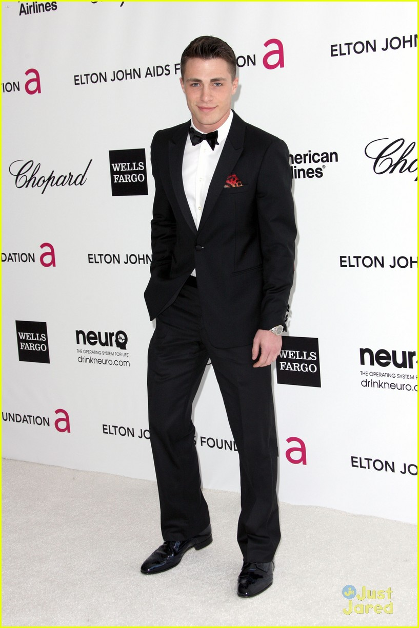 colton haynes ejaf party 02