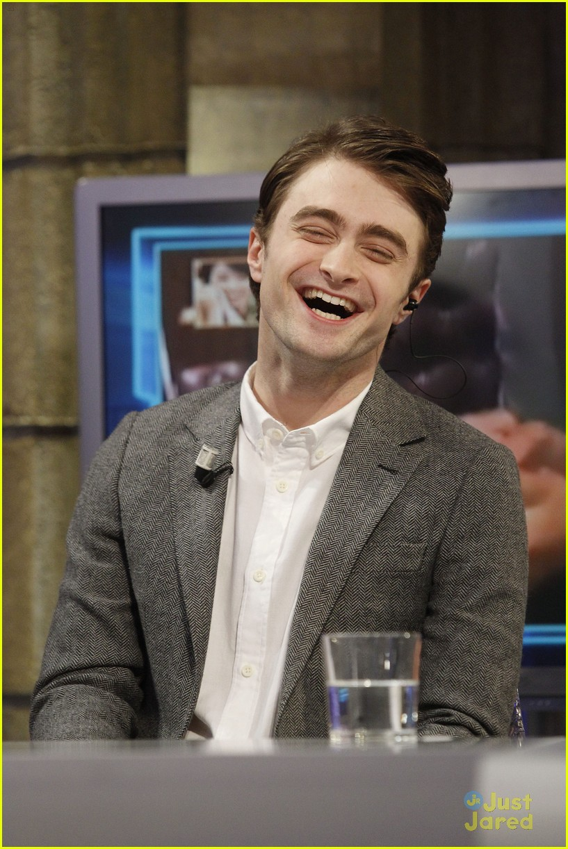 daniel radcliffe el hormiguero 10