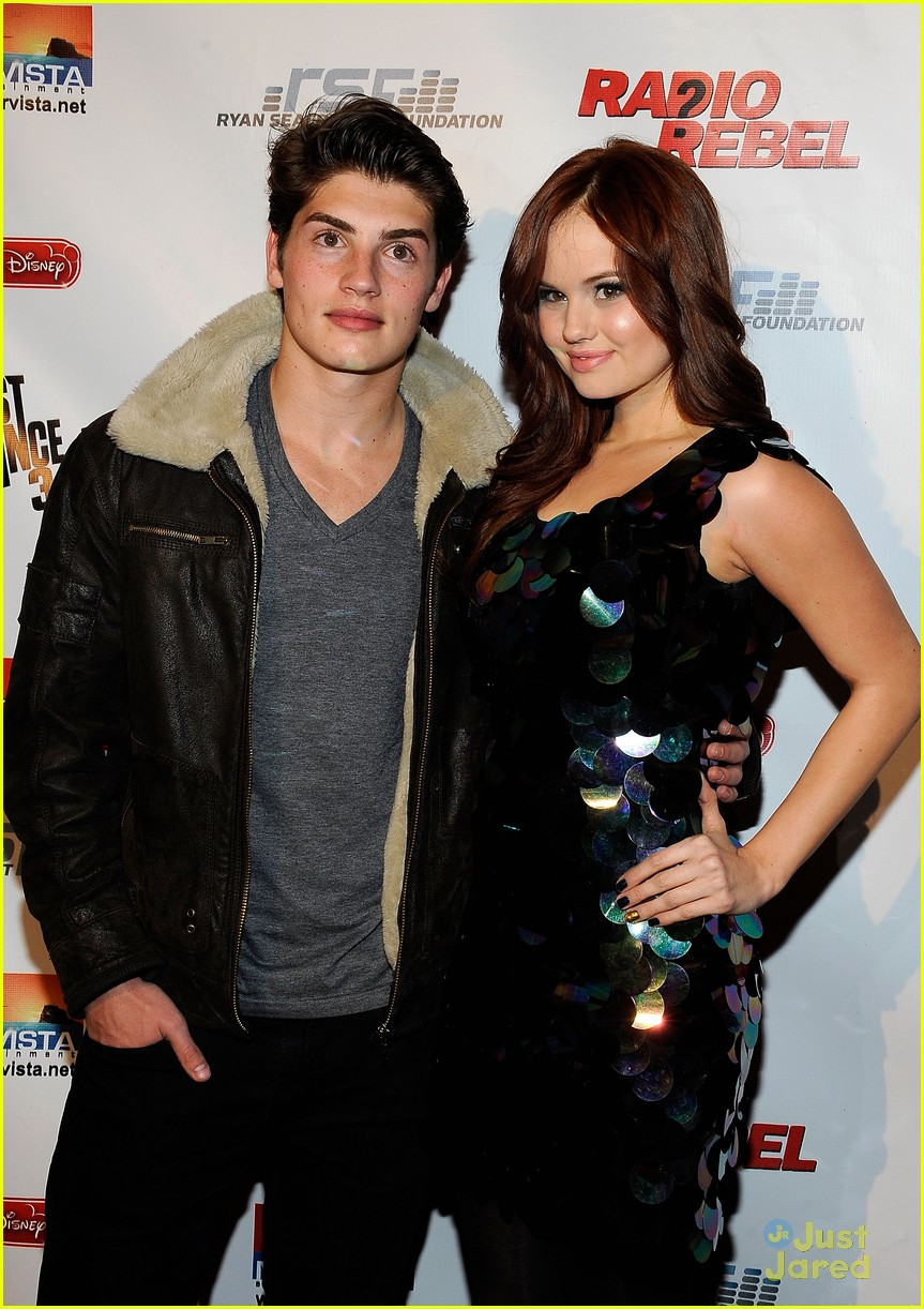 debby ryan rebel premiere 01