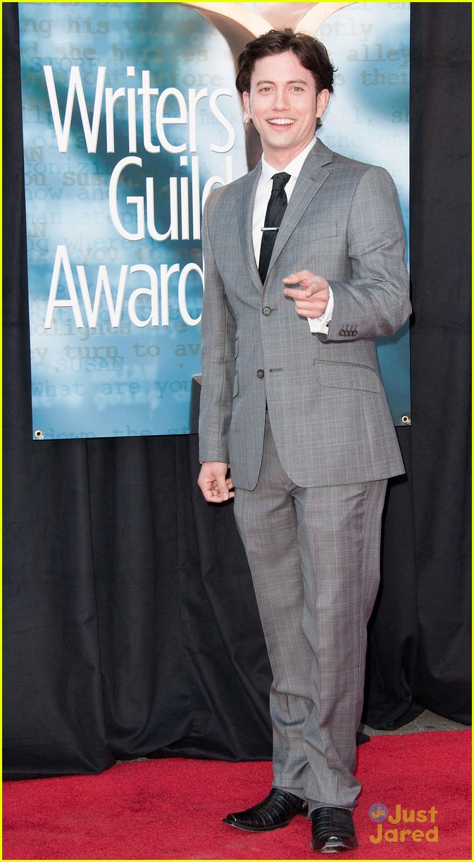 jackson rathbone writers guild awards 02