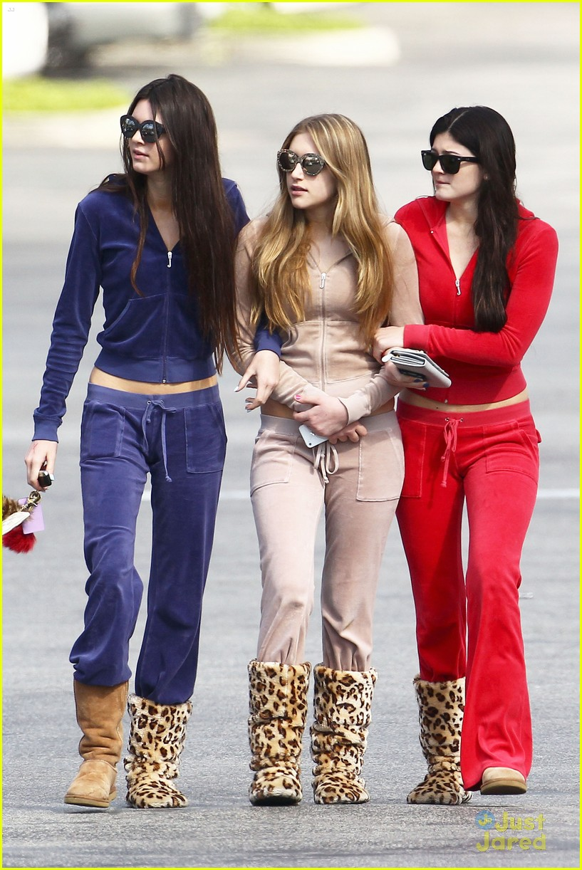 kendall kylie jenner tracksuits 19