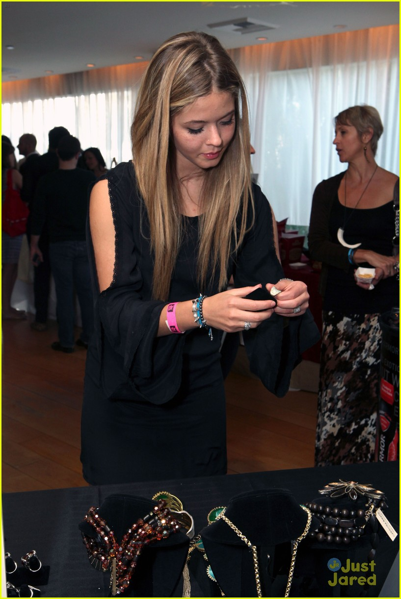 sasha pieterse madeline carroll kfpr 10