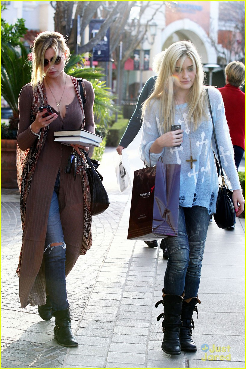 aly aj michalka book run 13