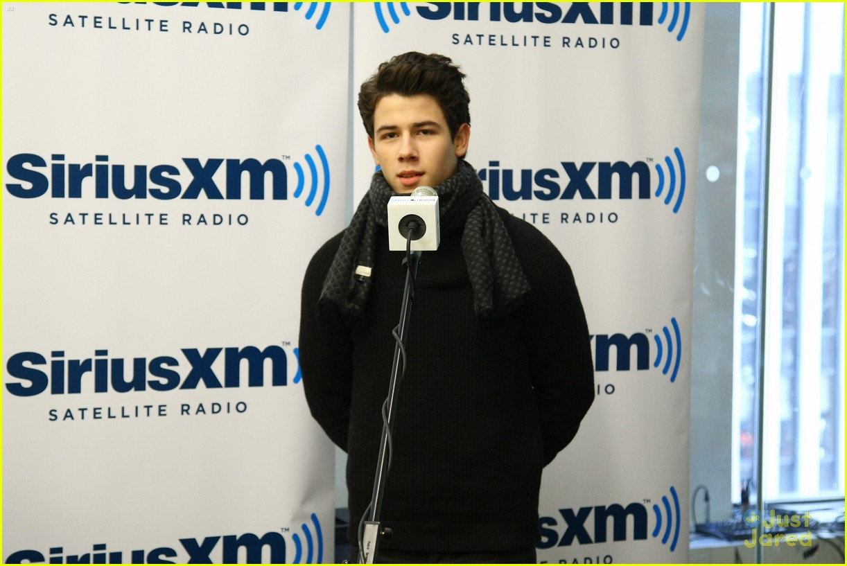 nick jonas sirius xm 08