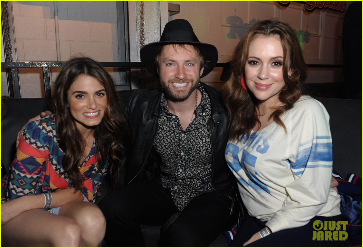 nikki reed paul mcdonald bacardi 11