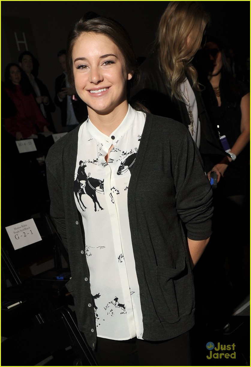 shailene woodley honor show 09