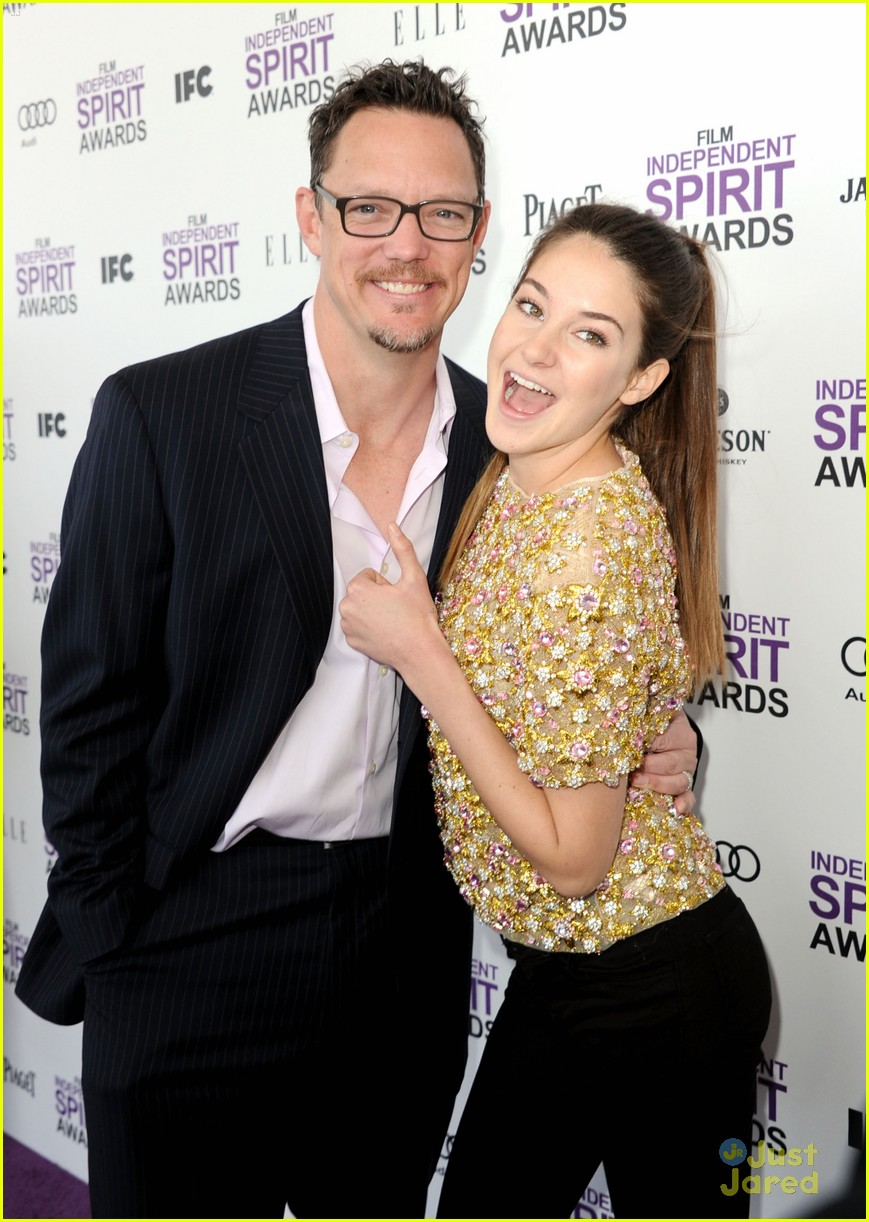 shailene woodley spirit awards 19