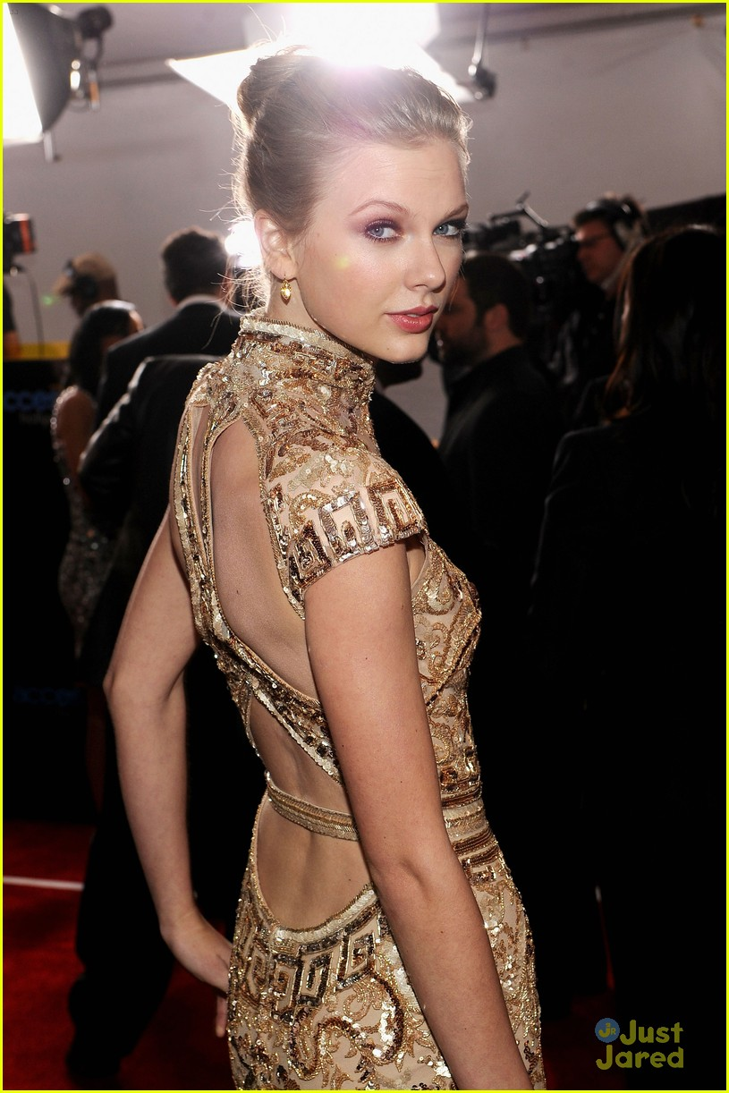 taylor swift 2012 grammys 12