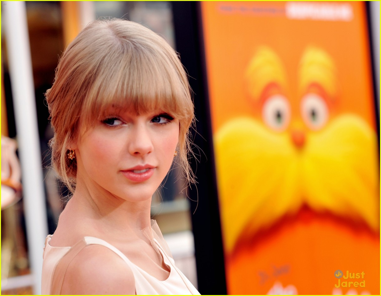 taylor swift lorax premiere 18