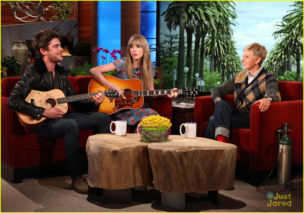 zac efron taylor swift ellen 01