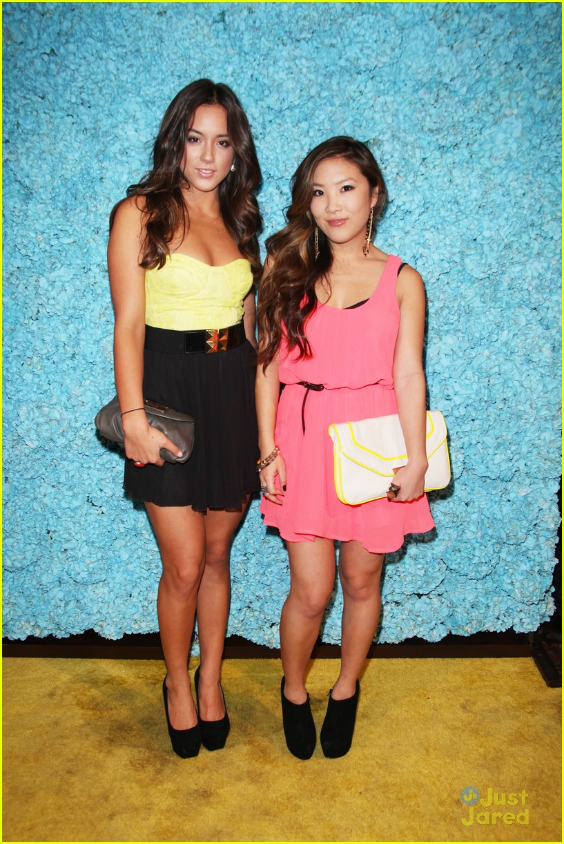 ally maki india debeaufort jj party 02