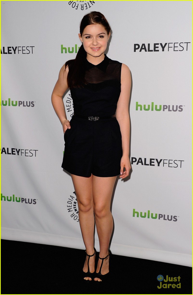 ariel winter nolan gould paleyfest 01