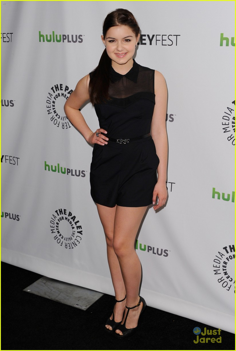ariel winter nolan gould paleyfest 08