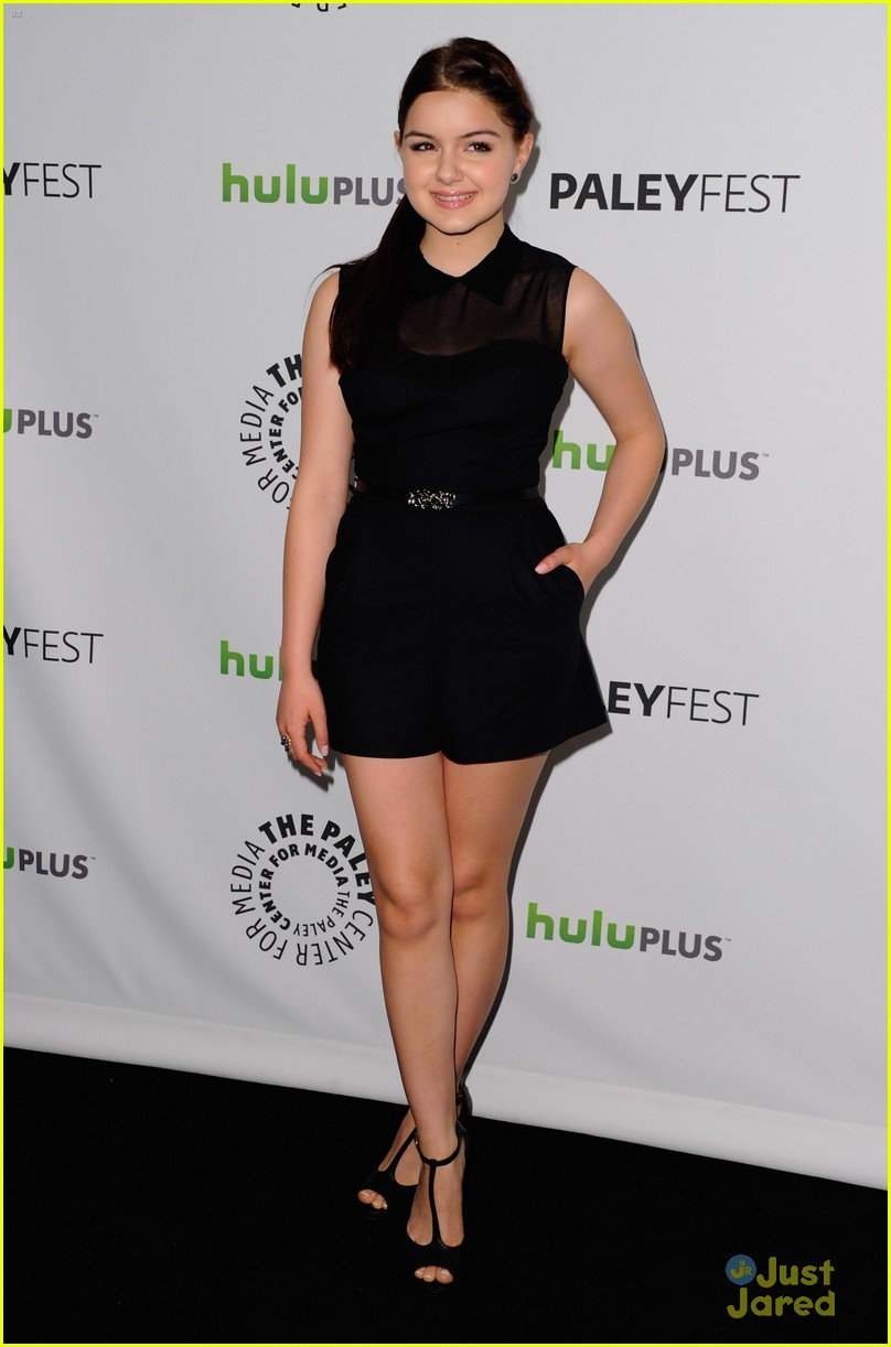 ariel winter nolan gould paleyfest 14