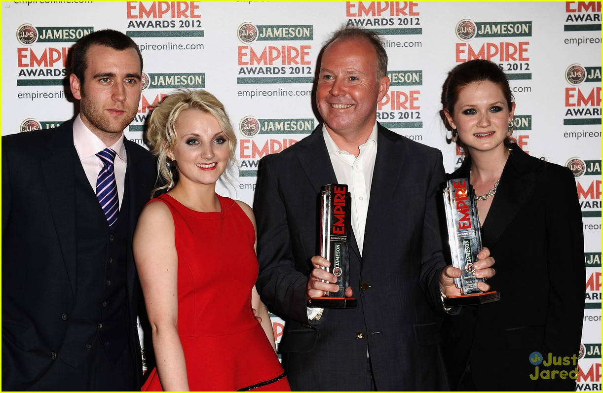 bonnie wright evanna lynch empire awards 09
