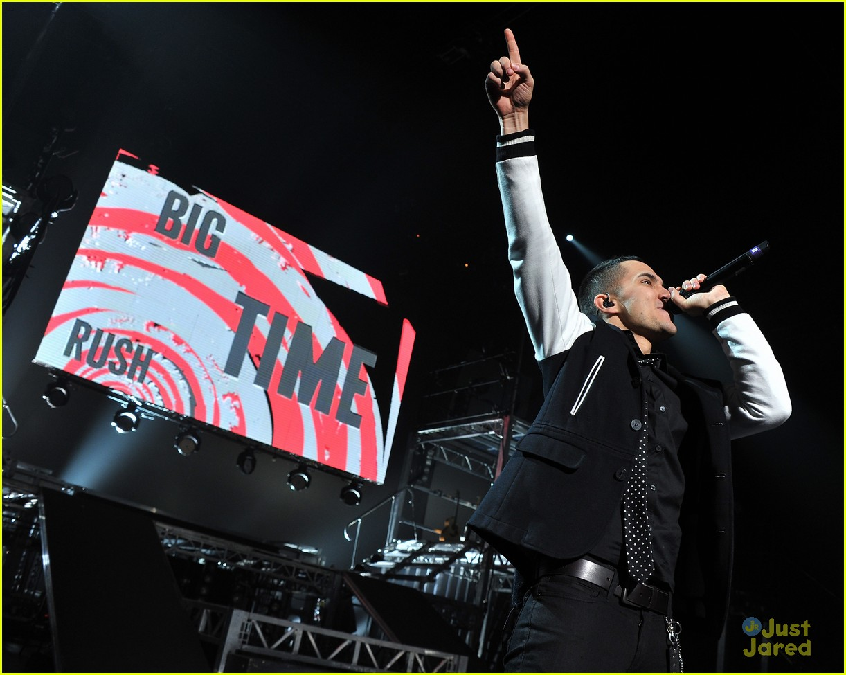 big time rush radio city 17