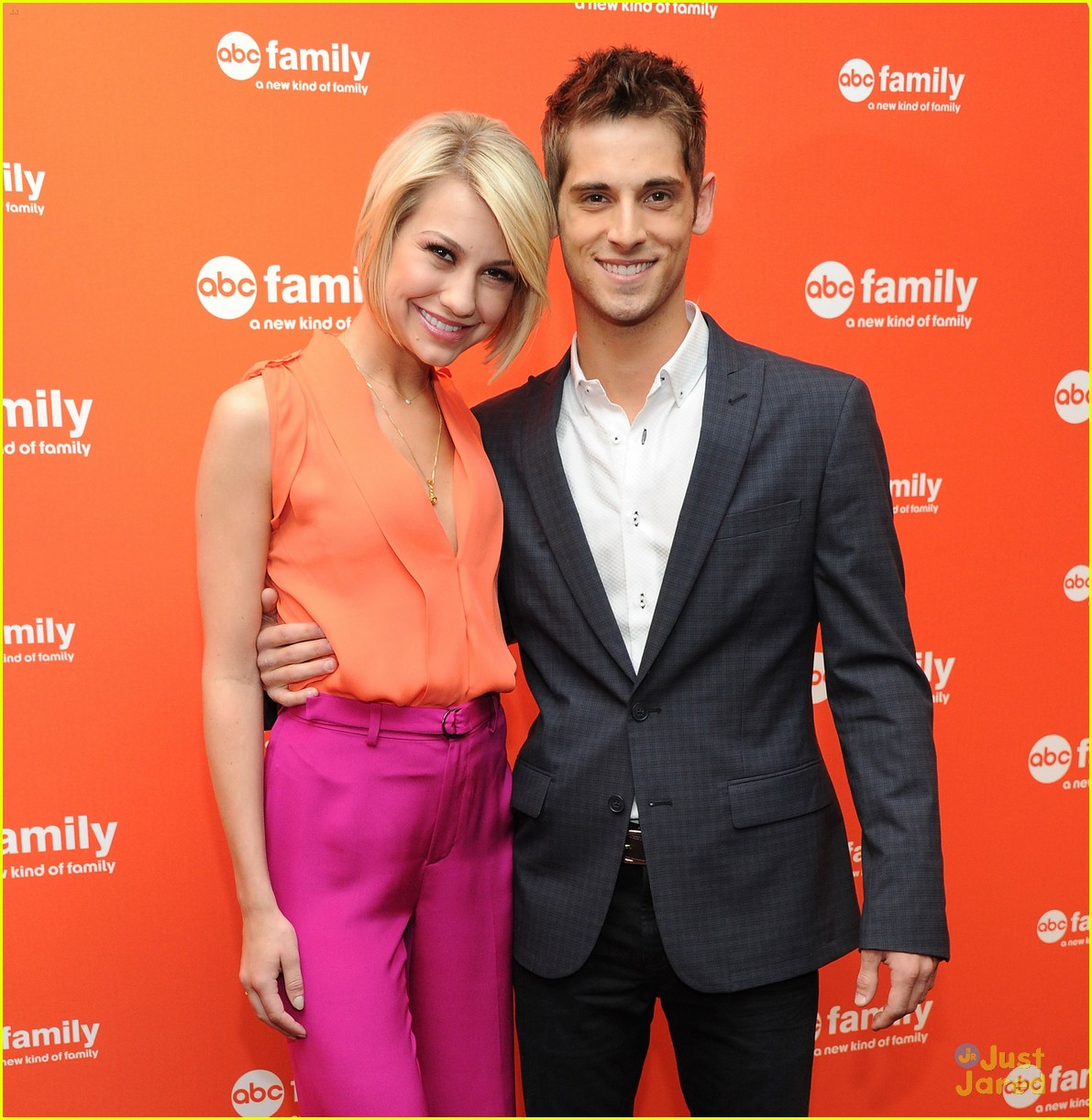 chelsea kane jean luc abcfam upfronts 03