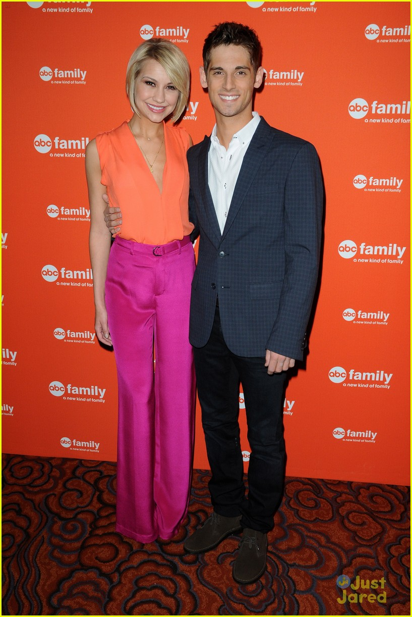 chelsea kane jean luc abcfam upfronts 15