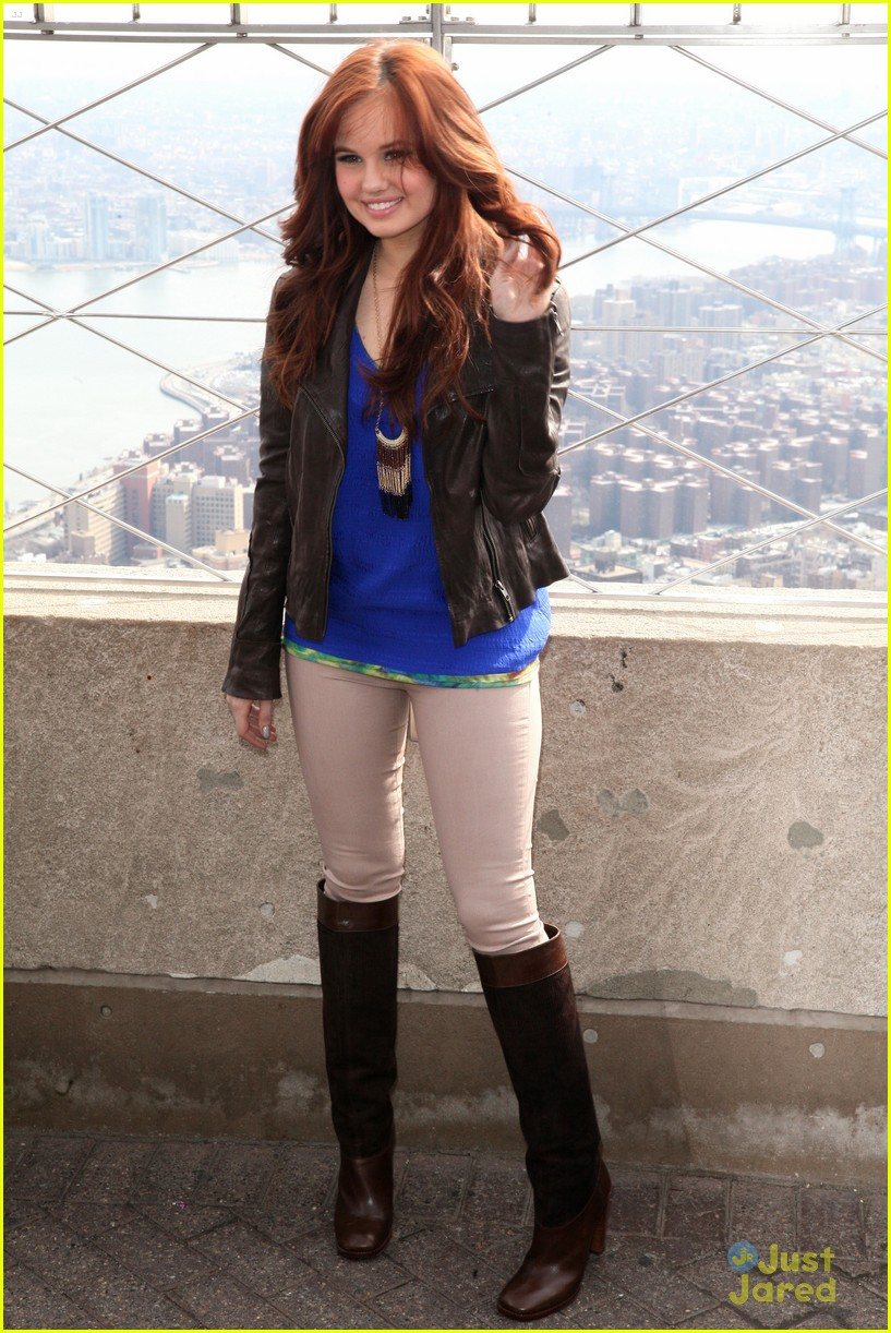 debby ryan empire state 03
