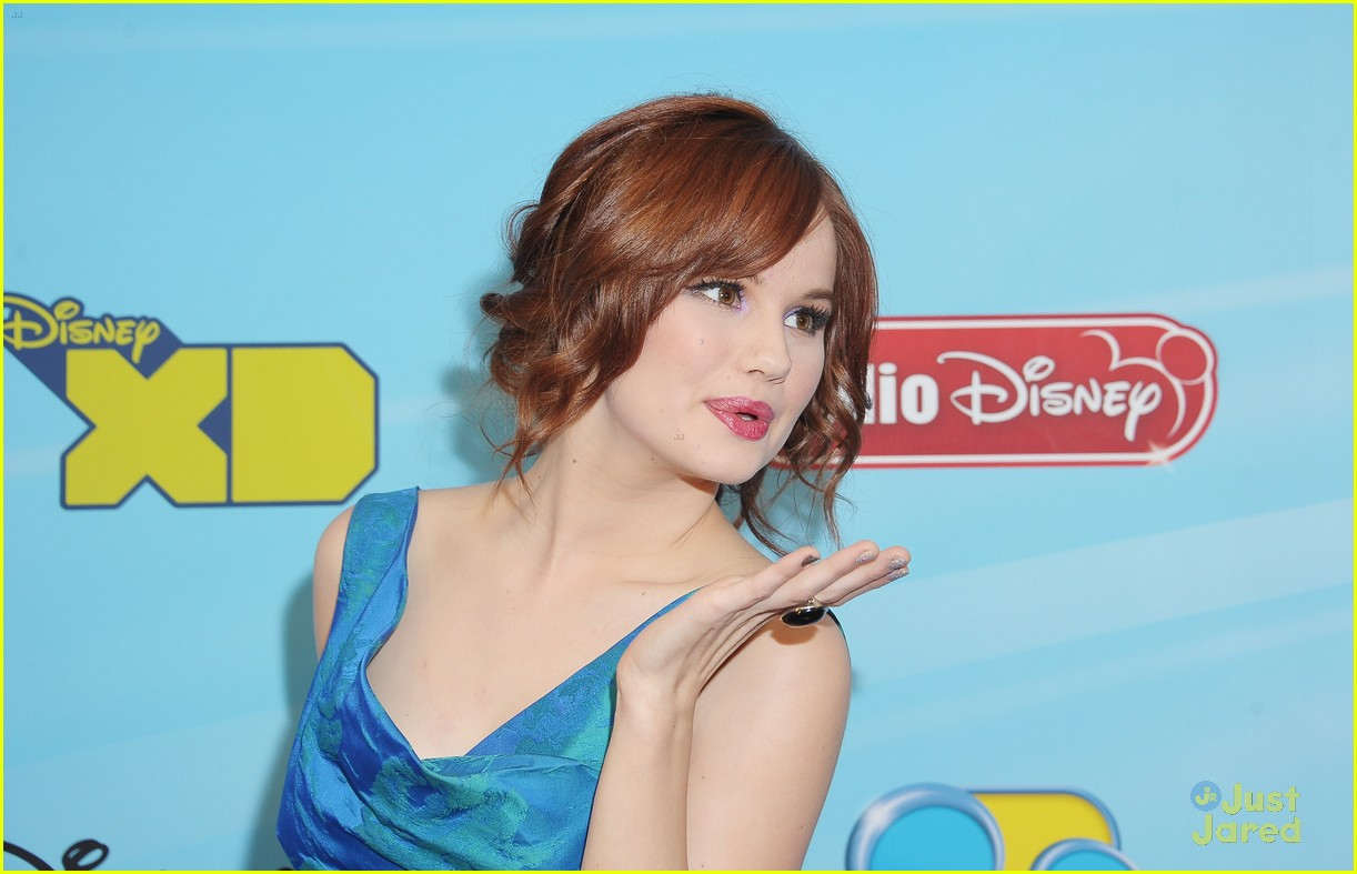 debby ryan disney upfronts 12