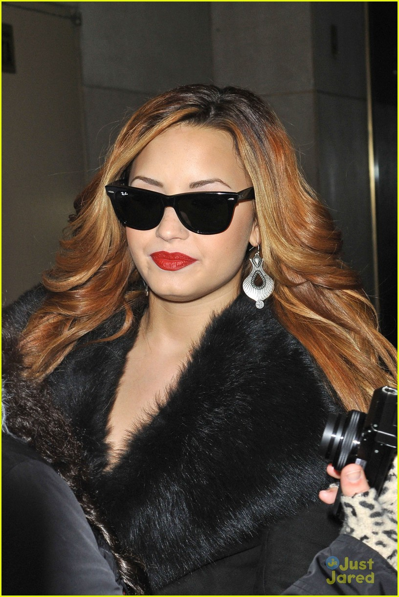 demi lovato today show 02
