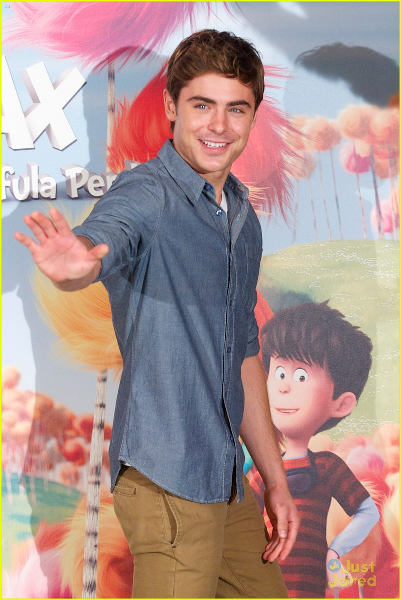 zac efron lorax madrid 04