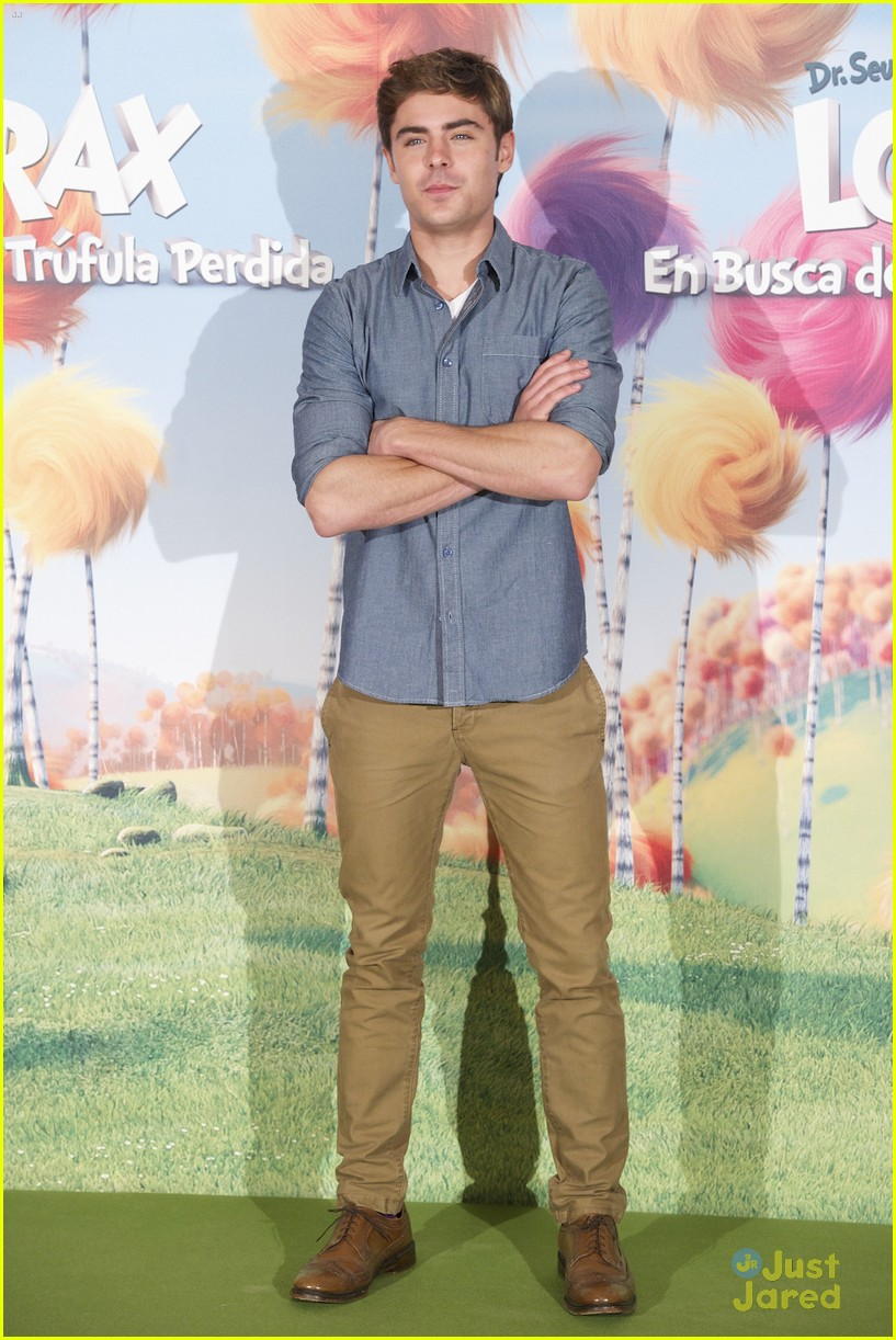 zac efron lorax madrid 16