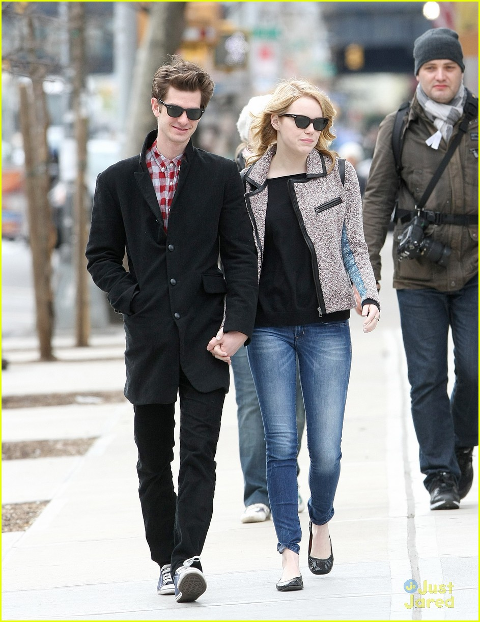 emma stone andrew garfield kids attendees 10