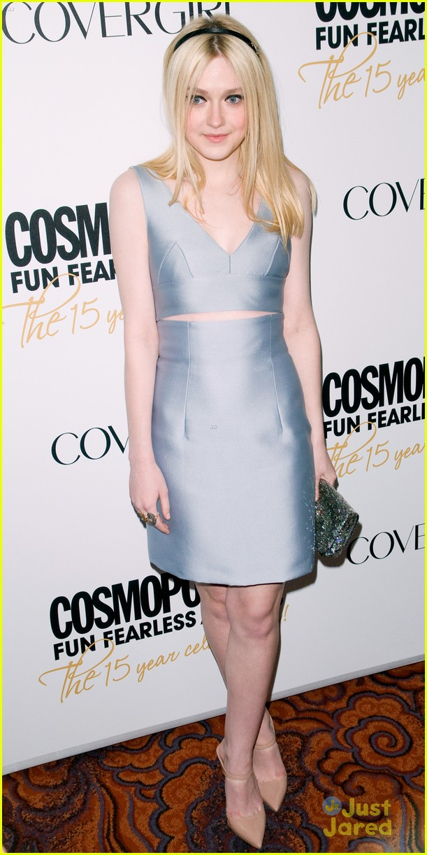 dakota fanning fun fearless 09