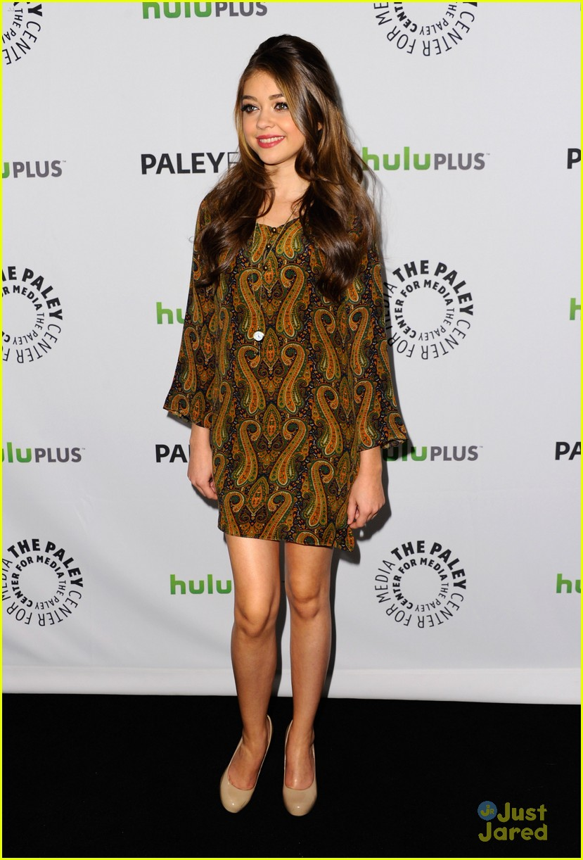 sarah hyland rico rodriguez paleyfest 10