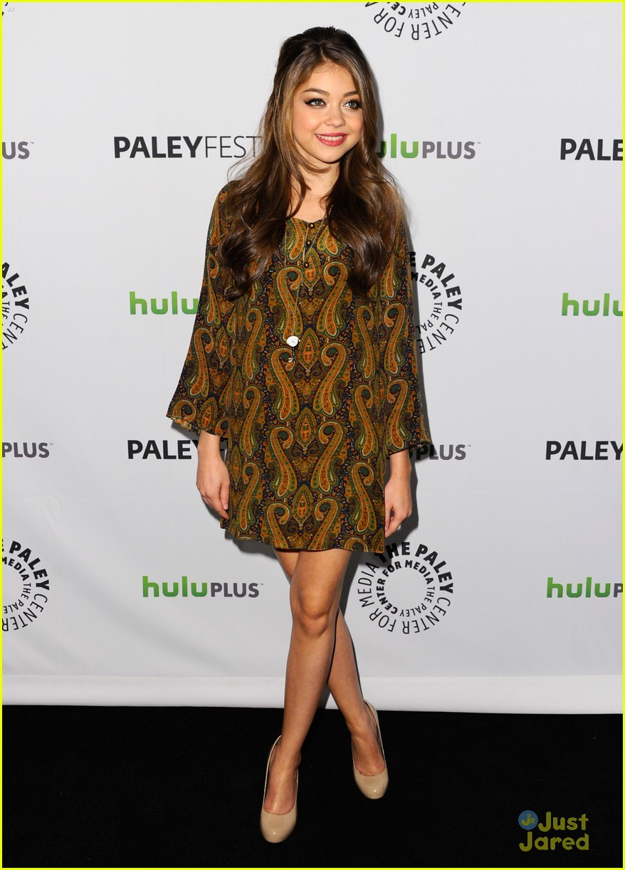 sarah hyland rico rodriguez paleyfest 13