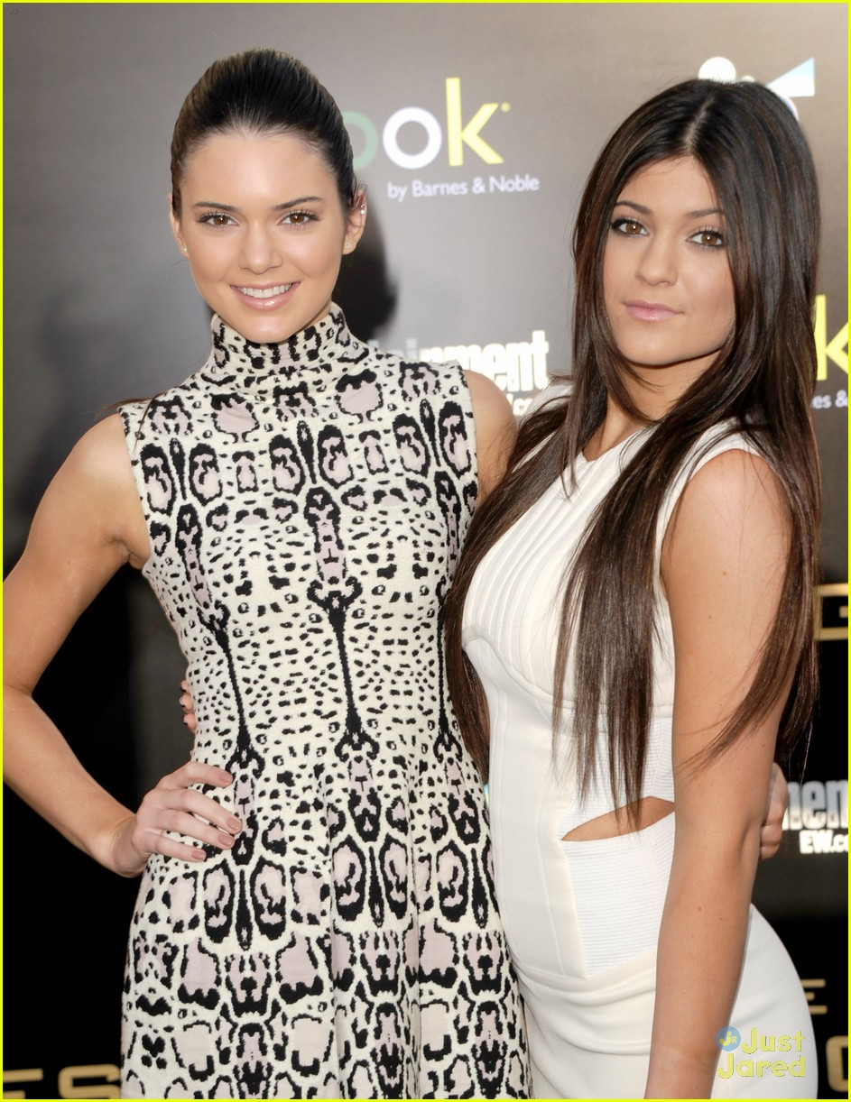 kylie kendall jenner hunger premiere 10