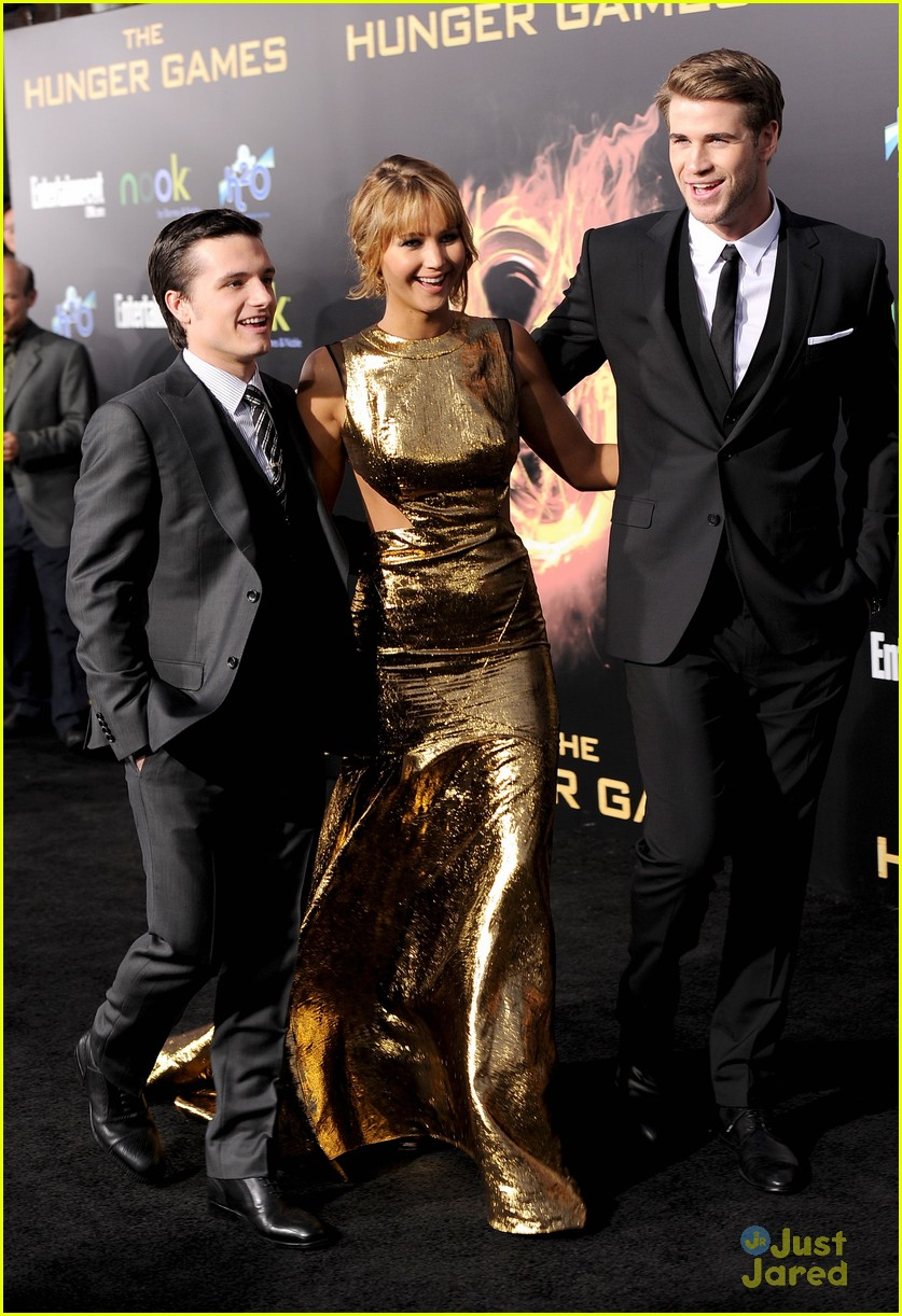 jennifer lawrence thg premiere 12