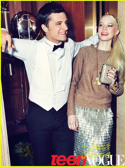 josh hutcherson tv prom 02