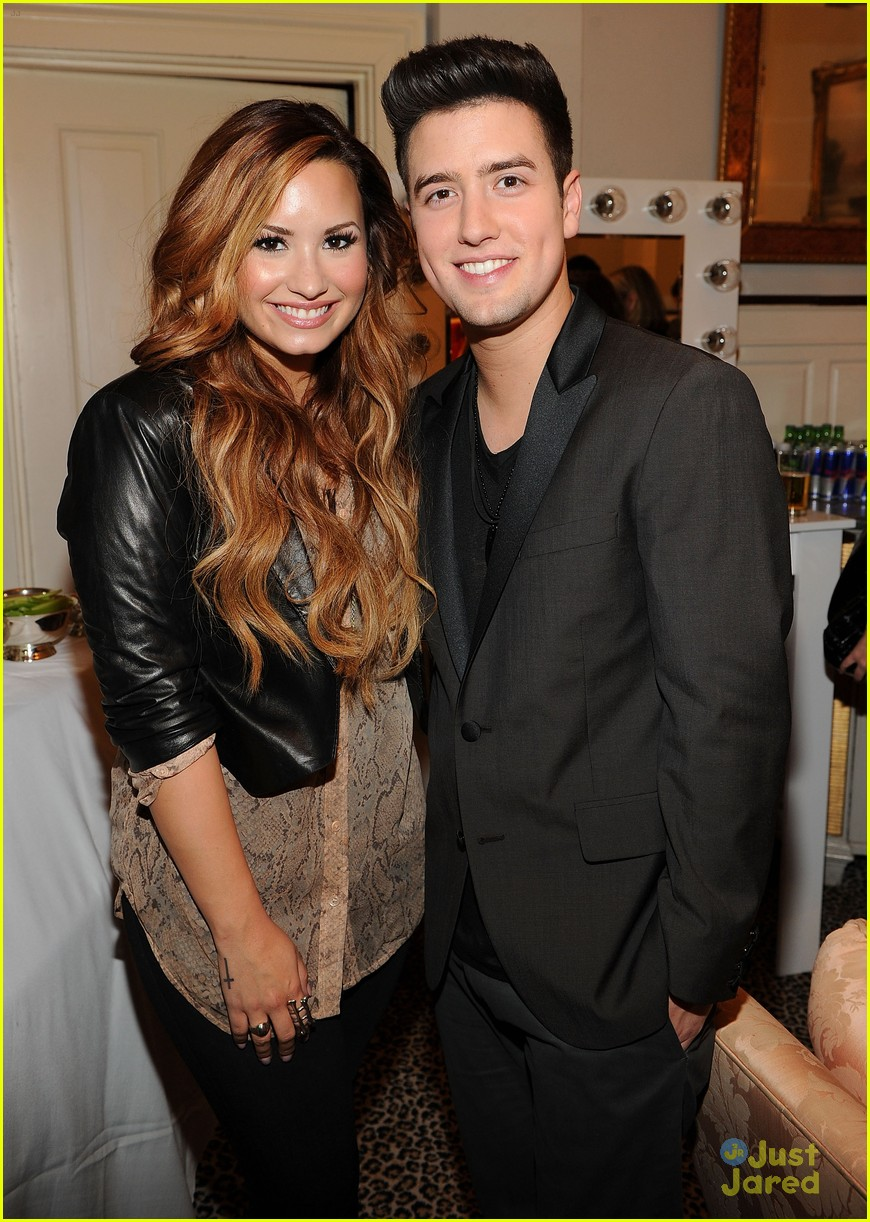 logan henderson demi lovato btr movie 08