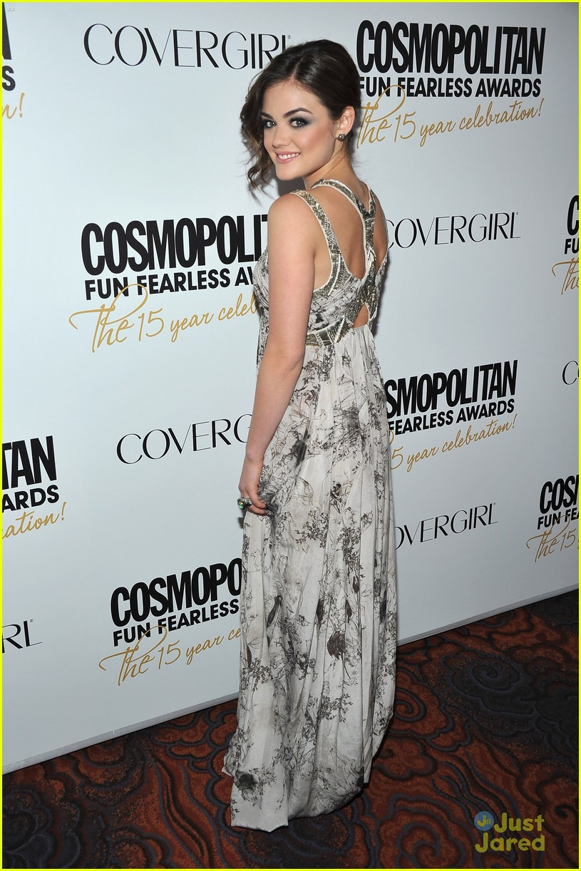 lucy hale cosmo awards 01