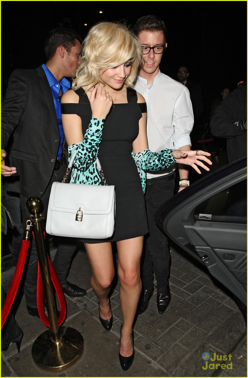 pixie lott wild bill screening 05