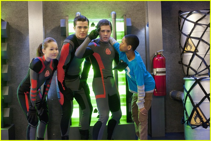 lab rats on train 06