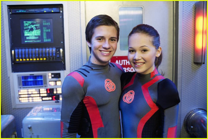 lab rats on train 10