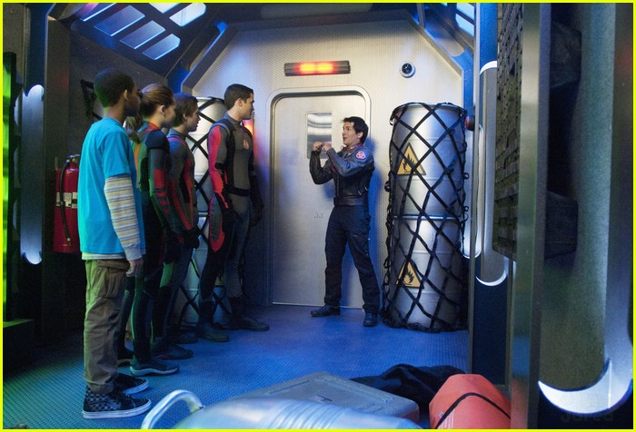 lab rats on train 13