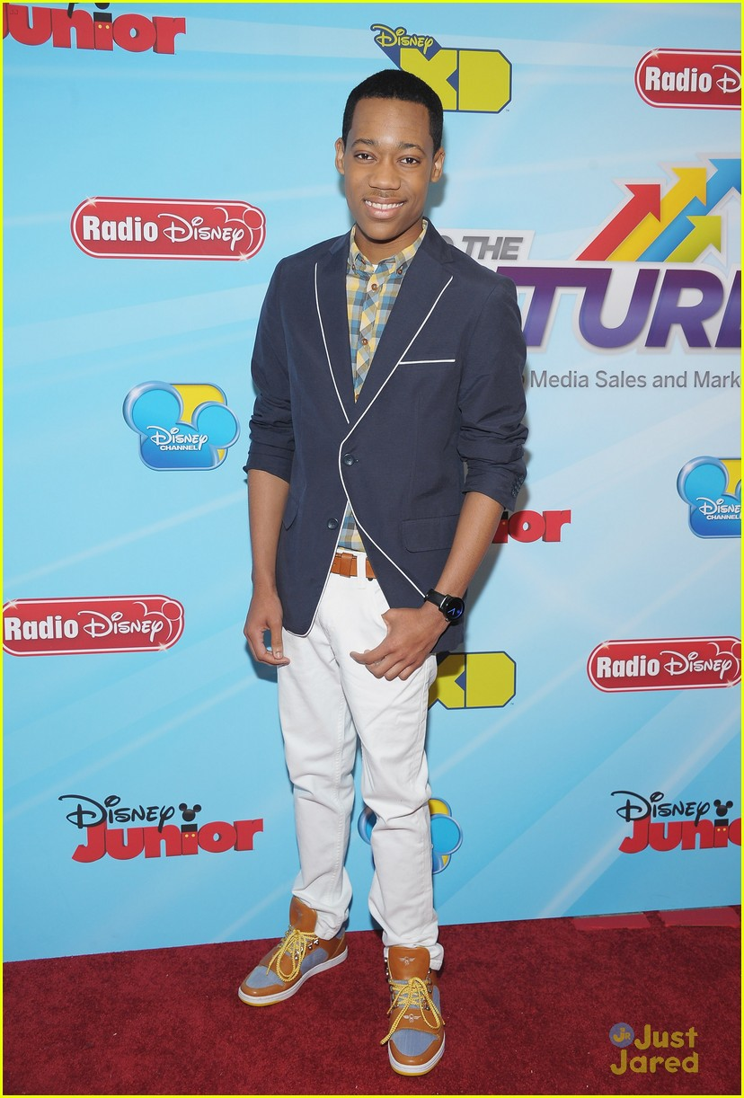 coco tyler tyrel disney upfronts 11