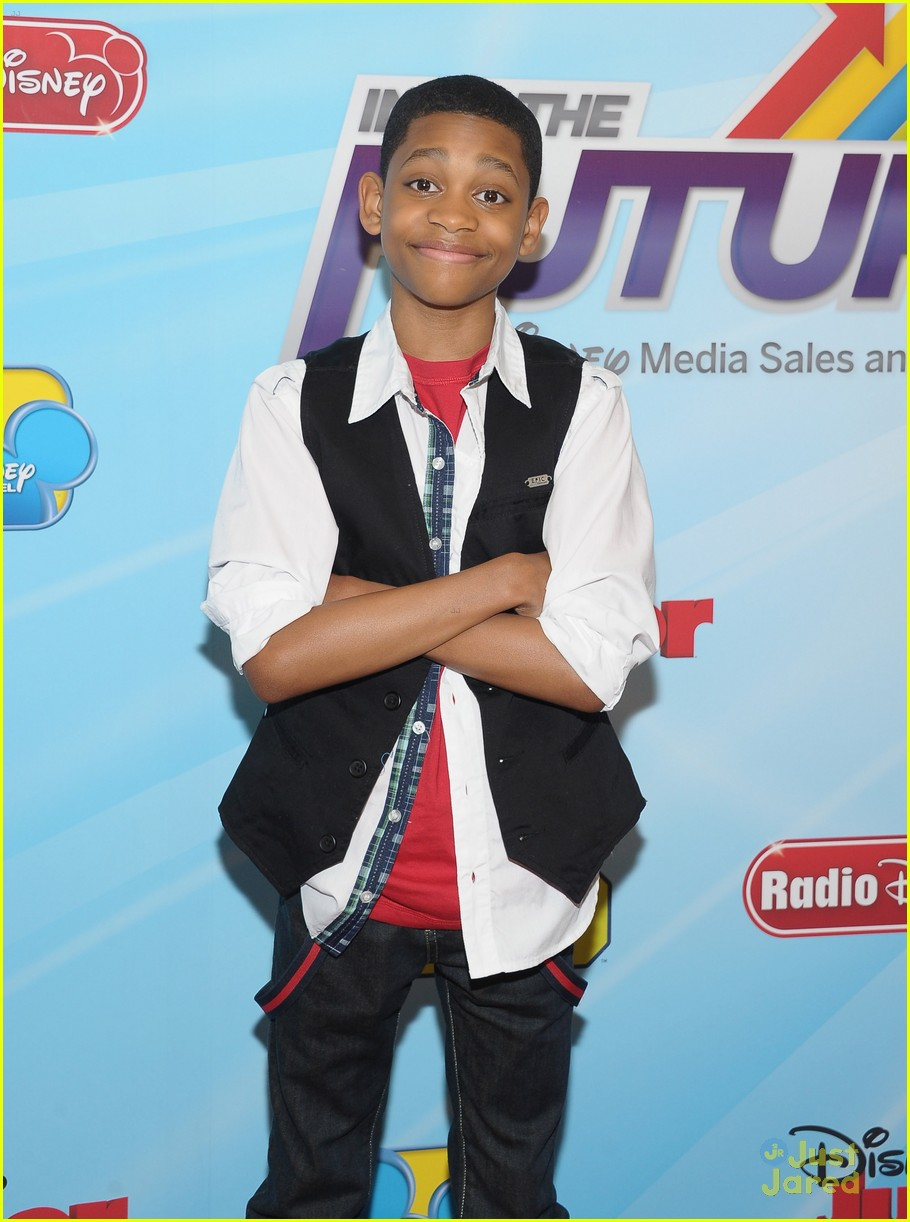 coco tyler tyrel disney upfronts 14