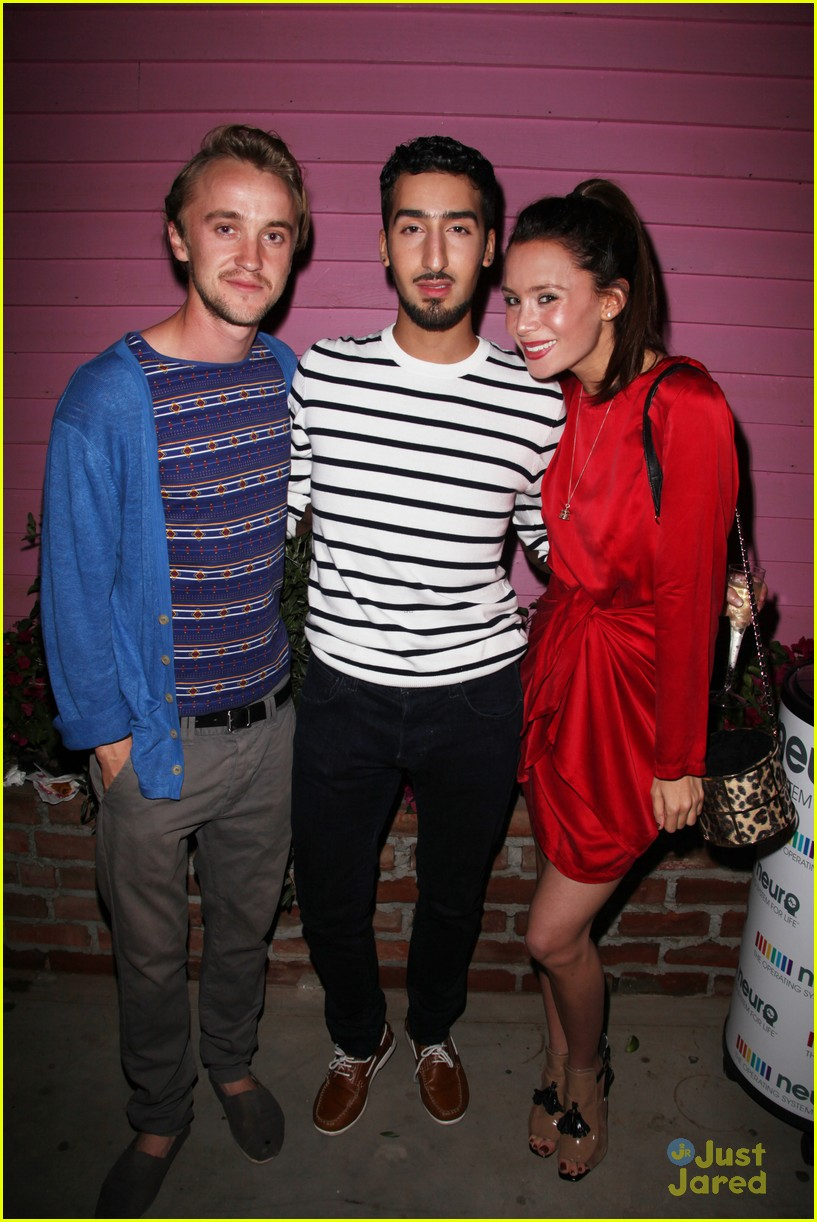 tom felton jade olivia jj party 05