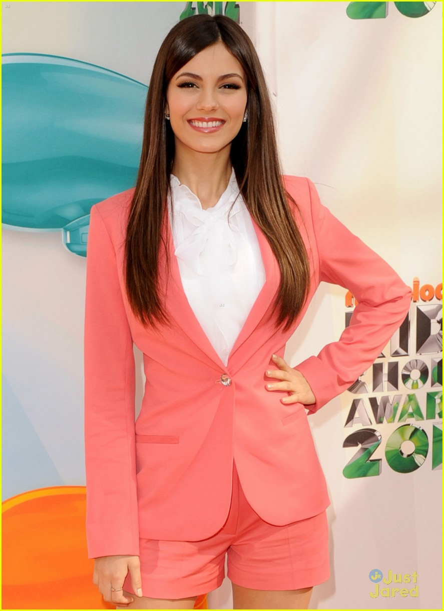 victoria justice kids choice awards 2012 05