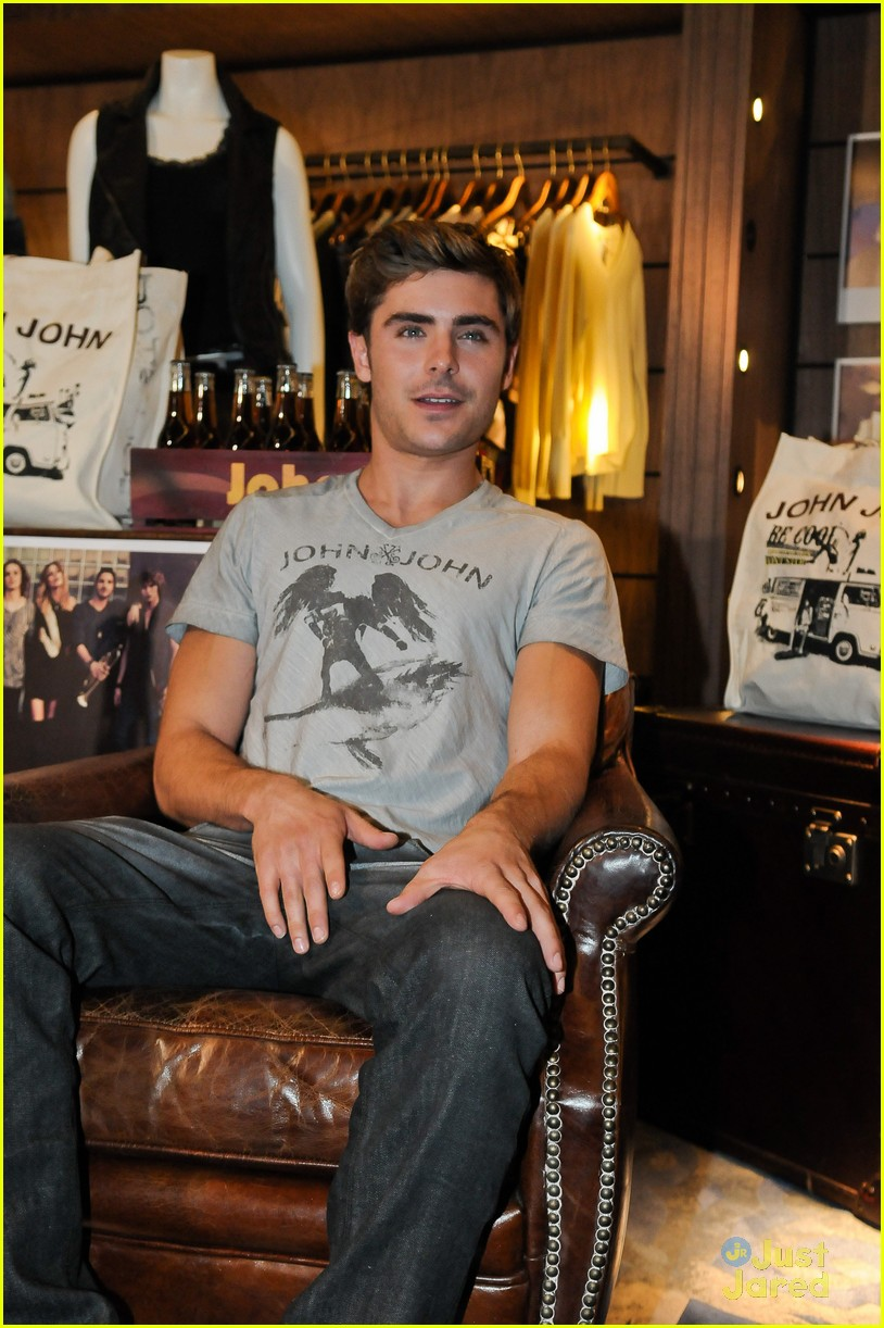 zac efron today john 11